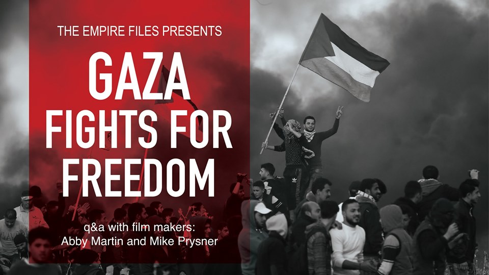 This image has an empty alt attribute; its file name is gazafights.jpg